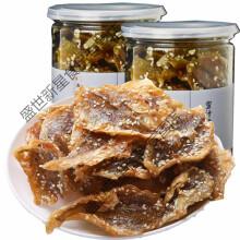 香辣蜜汁黄花鱼蜜汁香辣鳗鱼丝碳烤鱿鱼丝净含量155g/310g (原味+辣味)黄花鱼各一罐