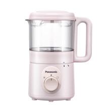 松下(Panasonic)婴儿辅食料理机 蒸煮搅拌一体 蒸汽自下而上 多重安全防护MX-BCM500
