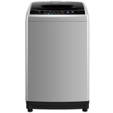 美的(Midea)波轮洗衣机全自动 9公斤大容量 直驱变频电机 智能三水位 不锈钢内桶 MB90V31D