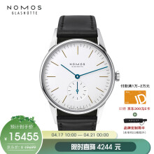 NOMOS手表 Orion系列 309 包豪斯風格手動機械腕表 德表 輕奢男女表 直徑35mm