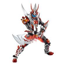 奧迪雙鉆(AULDEY) 鎧甲勇士獵鎧烈凱裂開鎧傳變身器召喚器腰帶機器人偶玩具男孩凱甲勇士 進化版炎龍俠人偶567961