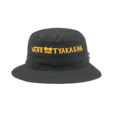 【亚洲艺术家系列】Vans/范斯夏季黑色男款缝制帽|VN0A3DF7BLK VN0A3DF7BLK/黑色 XS