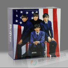 披头士 乐队 The Beatles The U.S.Albums 13CD
