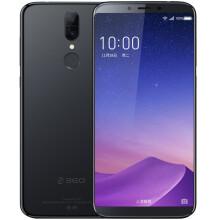 360手机 N6 Pro 全网通 6GB+64GB 极夜黑 移动联通电信4G手机 双卡双待 全面屏 游戏手机