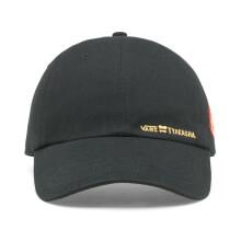 【亚洲艺术家系列】Vans/范斯夏季黑色女款缝制帽|VN0A3J4VBLK VN0A3J4VBLK/黑色 XS