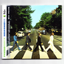 披头士乐队 The Beatles:艾比路 Abbey Road CD