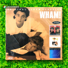 SONY Wham! 威猛乐队 Original Album Classics 3CD