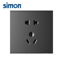 西蒙(SIMON) E6系列 五孔插座