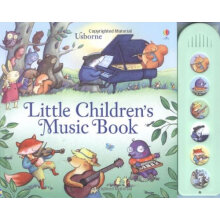 【中图童书】Little Children's Music Book音乐图书