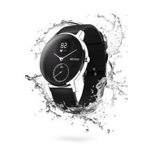 诺基亚 Steel HR 智能手表 金属表面 智能心率追踪 游泳防水 来电提醒 36mm 黑色