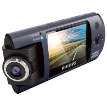 飛利浦(PHILIPS)CVR300行車記錄儀 全高清1080P 180度可旋轉鏡頭