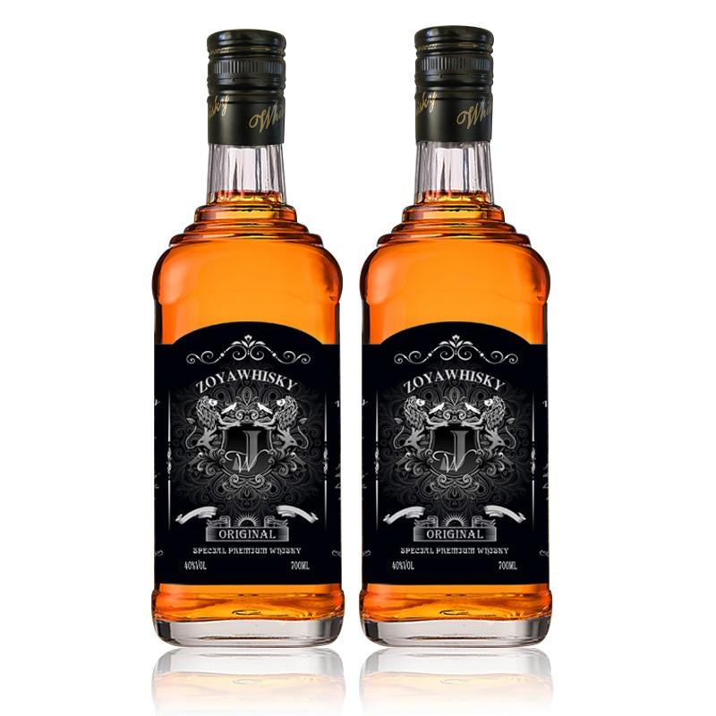 【 买 1 送 1 】ZOYA洋酒进口威士忌*700ML/瓶