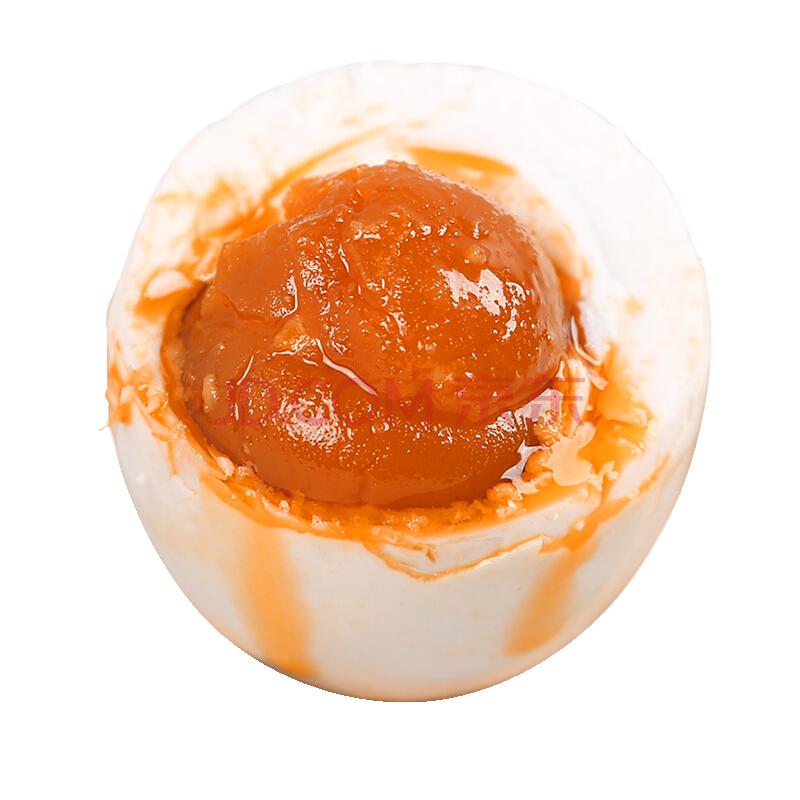 神丹 油黄咸鸭蛋 熟咸蛋 16枚