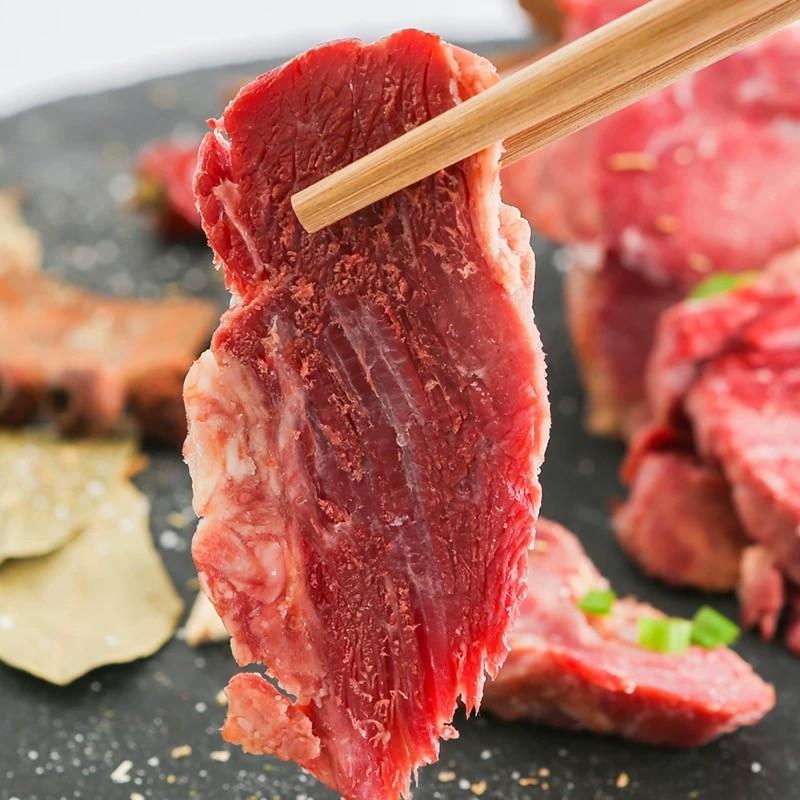 【已验货】恒都 卤牛肉108g*4袋