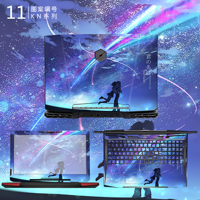 Dán Macbook  hoạ tiết cá tính - D1003 - ảnh 2