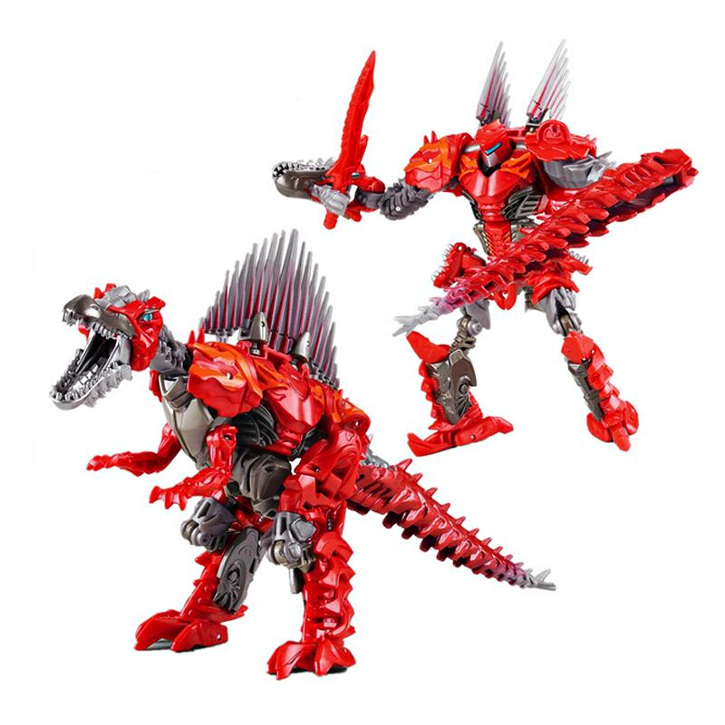 包郵 威將鐵渣 藐視蔑視 鋼索變形玩具金剛4擎天柱合金恐龍機器人模型圖片