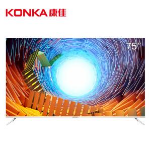 KONKA 康佳 E75U 75英寸 4K 液晶电视 主图