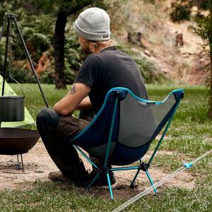 16日0点:MOBI GARDEN 牧高笛 EX19665002 户外折叠椅 主图