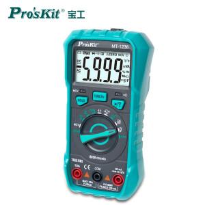 Pro'sKit 宝工 MT-1236-C 自动量程数字万用表 主图