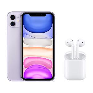 苹果 Apple iPhone 11 64G+AirPods二代 主图