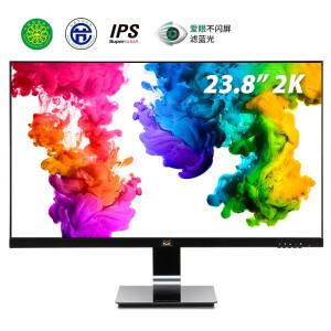 1日0点: ViewSonic 优派 VX2478 23.8英寸 IPS显示器(2560×1440) 主图