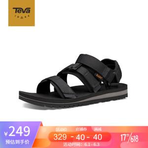 神价 三大户外凉鞋品牌之一 Teva 20新款 特拉Terra-Float 男凉鞋 Vibram底 主图