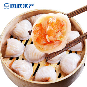 GUOLIAN 国联 水晶虾饺 1kg 主图