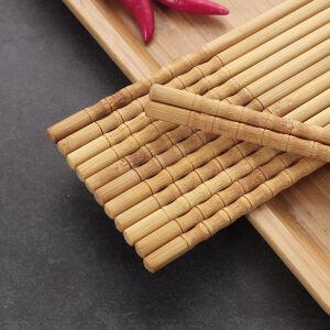 CHUSHI 初石 竹节筷子 30双装 主图
