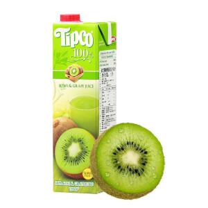 Tipco 泰宝 猕猴桃葡萄复合果汁 1L 主图