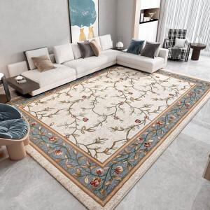 GENTLEMAN DOG 绅士狗 现代简约客厅地毯 1.6*2.3m 主图