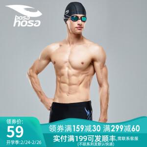 hosa 浩沙 114141635 男士平角泳裤 主图