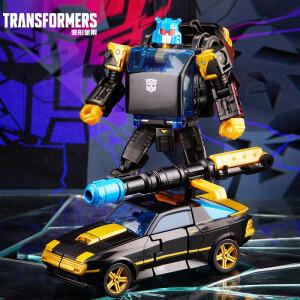Transformers 变形金刚 孩之宝(Hasbro)变形金刚 男孩女孩玩具手办玩具车模型儿童中秋礼物 镜像系列加强级金飞虫F2704 主图