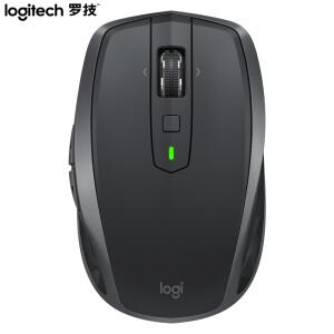 logitech 罗技 Logitech 罗技 MX Anywhere 2S 无线双模鼠标 儒雅黑 主图