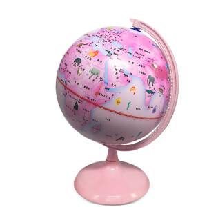 公主版 AR地球仪 中英文讲解 主图