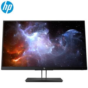 HP 惠普 ZHAN D9 23.8英寸 IPS显示器 (95% sRGB) 主图