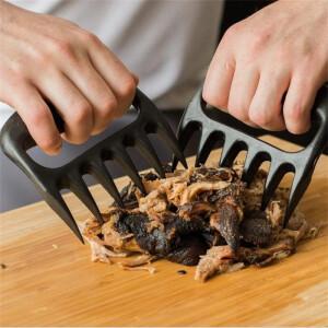 kavar 米良品 创意熊爪分肉器 2只装 主图