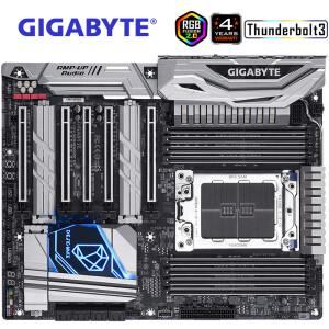 GIGABYTE 技嘉 X399 DESIGNARE EX 主板 主图