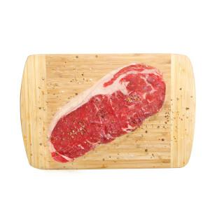 奔达利 澳洲精选谷饲西冷牛排 200g 43.9元,可优惠至21.9元