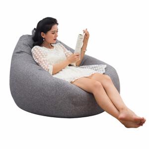kavar 米良品 创意豆袋懒人沙发榻榻米 中号 189元包邮(双重优惠)
