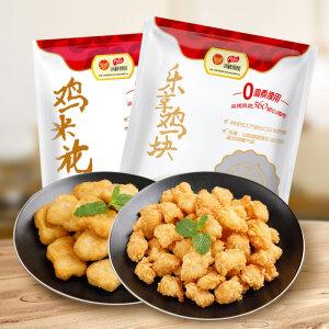 凤祥食品 鸡米花500g*2袋+鸡块500g*2袋 主图
