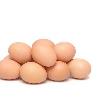 百食轩 山养土鸡蛋 30枚装*2件 主图