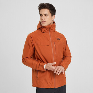 The North Face 北面 A49B6 男款冲锋衣 主图