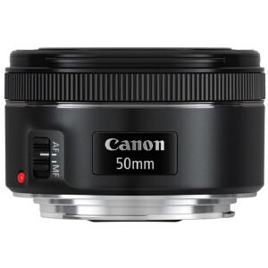 Canon 佳能 EF 50mm f/1.8 STM 标准定焦镜头 主图