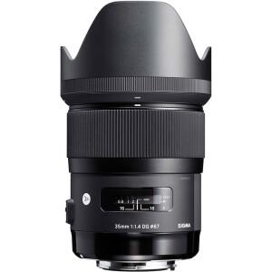 26日0点: SIGMA 适马 ART 35mm F1.4 DG HSM 标准定焦镜头 尼康卡口 主图