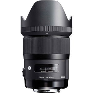 20日0点: SIGMA 适马 ART 35mm F1.4 DG HSM 标准定焦镜头 佳能卡口 主图