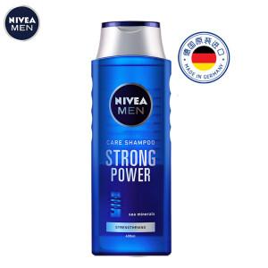 NIVEA 妮维雅 强韧健发洗发露 400ml +凑单品 主图