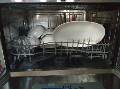 美的WQP6-3602A-CN洗碗机评测怎么样,使用过程感受