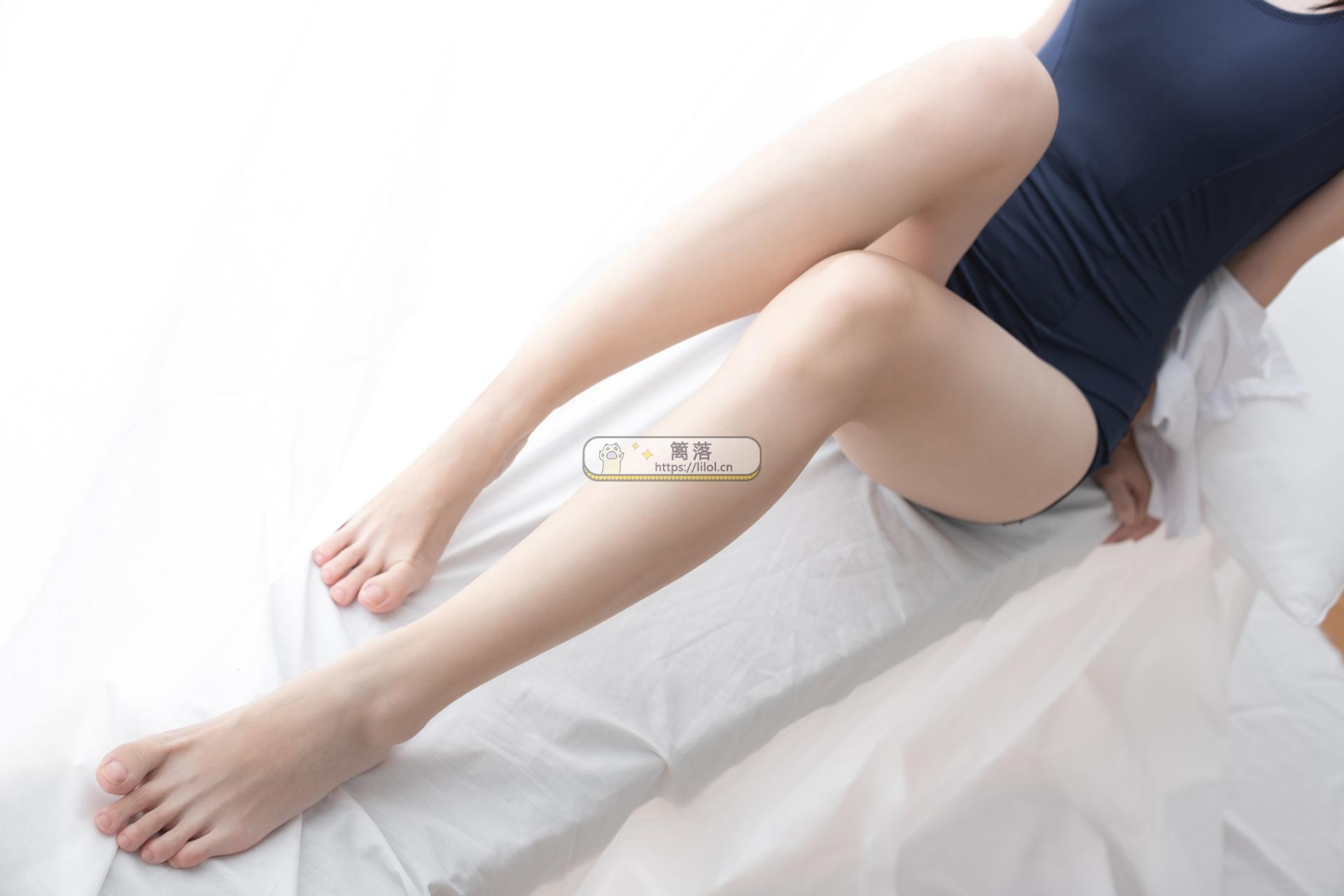 【LOVEPLUS系列】森萝财团写真 LOVEPLUS-002 性感超薄黑丝蓝色吊带双马尾萝莉 [110图-0视频-776MB] LOVEPLUS系列 第4张