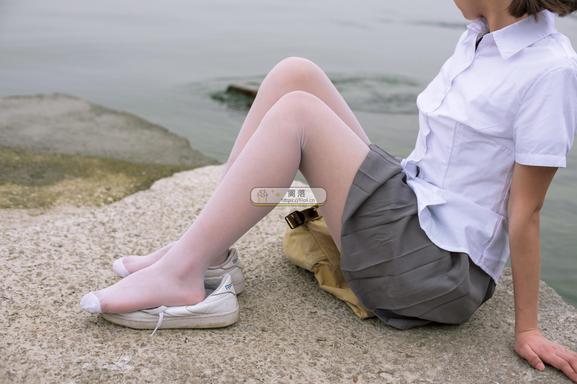 【BETA系列】森萝财团写真 BETA-014 超薄白丝JK制服野外写真 [85图-0视频-946MB] BETA系列 第7张